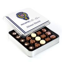 - 10 Nisan Polis Haftasına Özel Special Çikolata (Metal Kutu) Polise Hediye