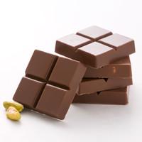 Hacı Şerif - Antep Fıstıklı Nota Çikolata Gold-Gümüş Kutu