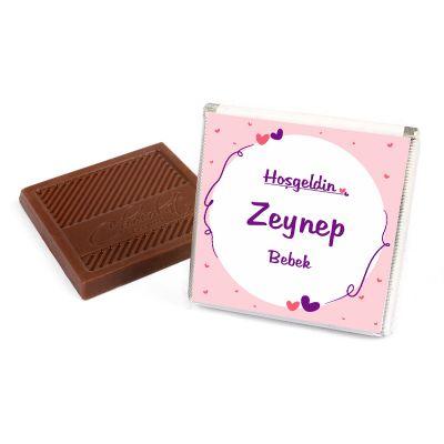 Bebek Çikolatası Kız Madlen (32 Madlen Çikolata)
