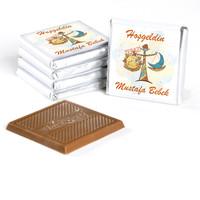 Burçlara Özel Bebek Çikolatası (70 Adet Madlen Çikolata) - Thumbnail