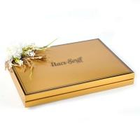 Çiçek Süslemeli Söz Nişan Çikolatası - Thumbnail