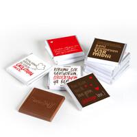 Çikolata Paketi 32'li Madlen Çikolata (Gold Kutu) - Thumbnail