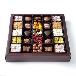 - Çikolatalı Lokum Dünyası