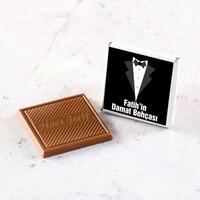 Damat Bohçası Dökme Çikolata (70 Madlen Çikolata) - Thumbnail