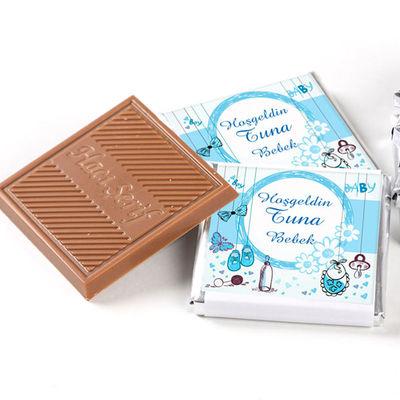 Hacı Şerif - Erkek Bebek Çikolatası (Madlen Çikolata)