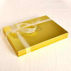 Fotoğraflı 48 Madlen Çikolata 335g Gold Kutu - Thumbnail
