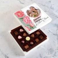 Hacı Şerif - Fotoğraflı Anneler Günü Hediyesi Özel Special Çikolata (Minik Lezzetler) Model:1
