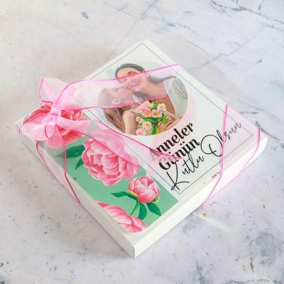 Fotoğraflı Anneler Günü Hediyesi Özel Special Çikolata (Minik Lezzetler) Model:1
