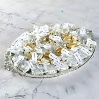 Hacı Şerif - Gümüş Tepside Söz-Nişan-Nikah Çikolatası