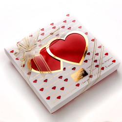 - Kalp Sütlü Çikolata