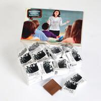 Hacı Şerif - Kendi Fotoğrafınızla Öğretmenler Günü Hediyesi (70 Madlen Çikolata)