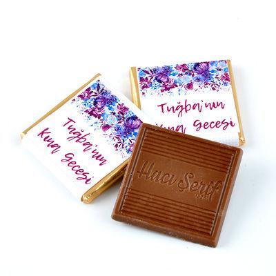 Kişiye Özel Kına Gecesi Madlen Çikolata