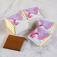 Hacı Şerif - Kız Bebek Çikolatası (Gold Sargılı Madlen Çikolata)