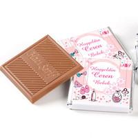 Hacı Şerif - Kız Bebek Çikolatası (Madlen Çikolata)