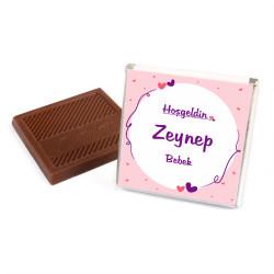 - Kız Bebek Çikolatası (Madlen Çikolata)