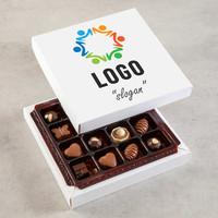 Hacı Şerif - Firmalara Özel Promosyon Kurumsal Logolu Special Çikolata (160g)