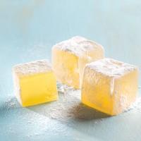 Limon Aromalı Lokum (500g) - Thumbnail