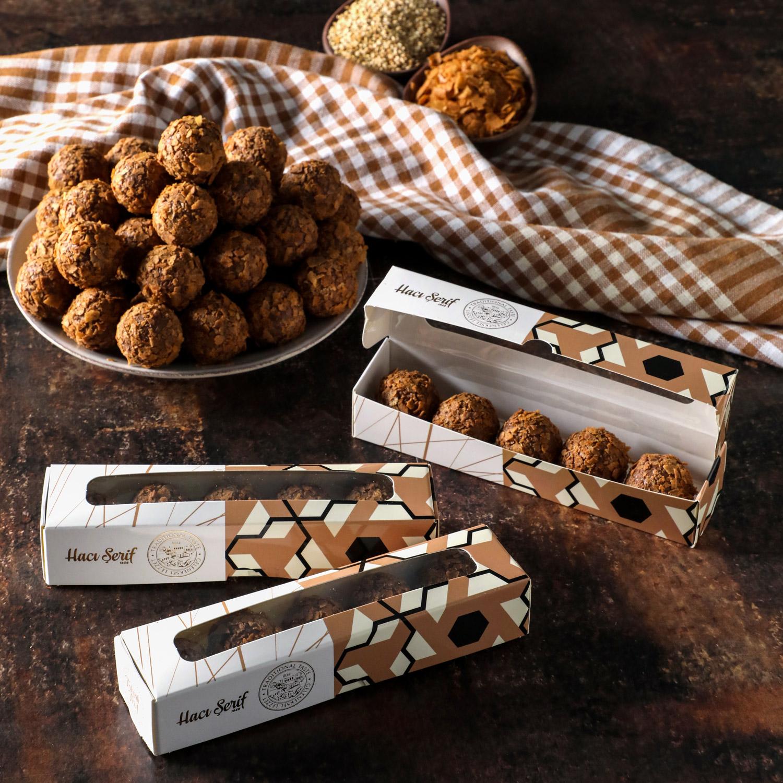 Hacı Şerif - Mori Tahinli Truffle Çikolata