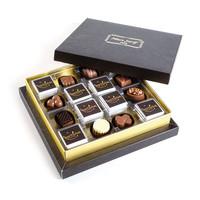 Mutluluk Bulaşıcıdır Special + Madlen Çikolata Kahverengi Kutu - Thumbnail