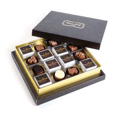 Mutluluk Bulaşıcıdır Special + Madlen Çikolata Kahverengi Kutu