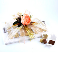Nikah Çikolatası (Ahşap Tepsi) - Thumbnail
