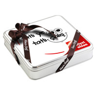 Ofis ve Yeni İş Hediyesi 32 Adet Madlen Çikolata (Metal Kutu) - Thumbnail