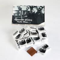 Hacı Şerif - Öğretmenler Günü Hediyesi 70 Madlen Çikolata (Asetat Kutu)