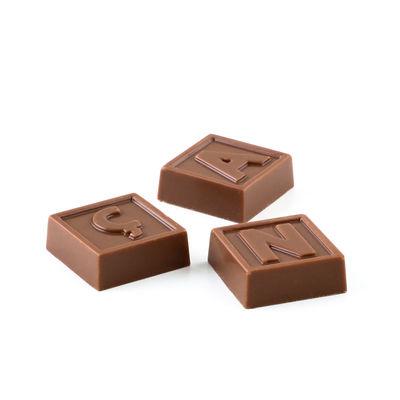 Seni Çok Seviyorum (33 Adet Harf Çikolata) Sevgiliye Hediye