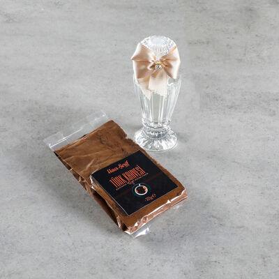 Söz - Nişan - Nikah Çikolatası 48 Madlen+Kolonya+Kahve (Metal Kutu)