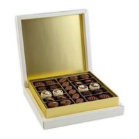 Hacı Şerif - Special Çikolata 285g Krem Kutu