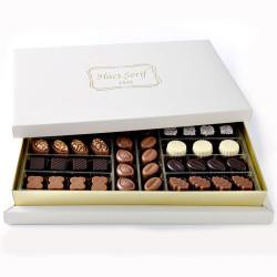 - Special Çikolata 520g Krem Kutu