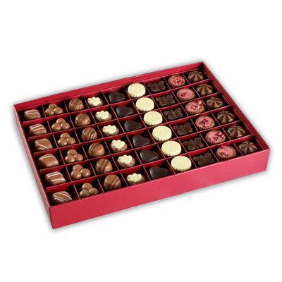 Special Çikolata (Motif Desenli Kutu)