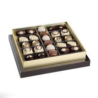 Hacı Şerif - Special Çikolata 345g Kahverengi Kutu