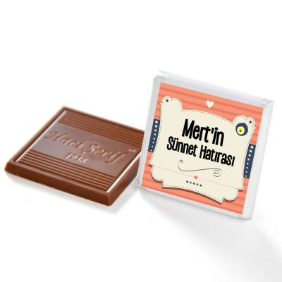 Sünnet Dökme Madlen Çikolata (70 Adet Madlen Çikolata)