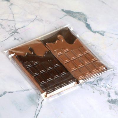 Sütlü Bitter Tablet Çikolata