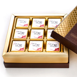 - Tatlı ye Tatlı Çalış 160g Madlen Çikolata Mukavva Kutu