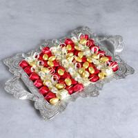 Telkari Tepside Kız İsteme-Nikah Çikolatası - Thumbnail
