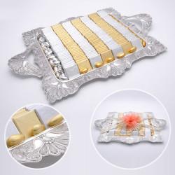 - Telkari Tepside Madlen Nişan Çikolatası + Draje 2010g