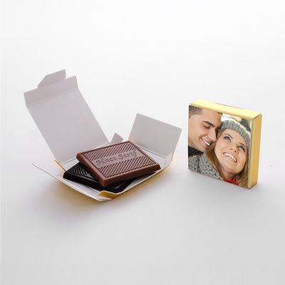 Yapboz Çikolata 4 Farklı Lezzet 24lü