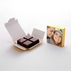 Yapboz Çikolata 4 Farklı Lezzet 24lü - Thumbnail